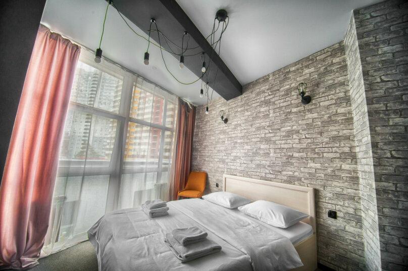 Стандартный двухместный номер с 1 кроватью, улица Скляренко, 48А, Самара - Фотография 9