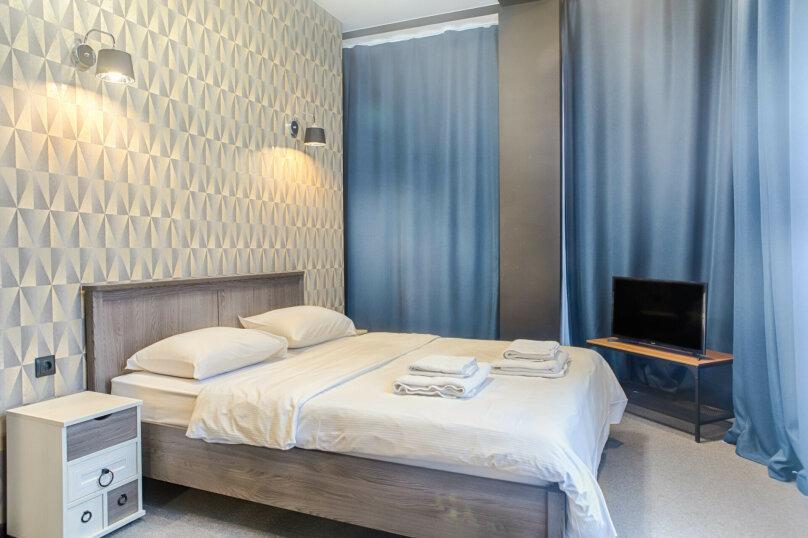 Улучшенный двухместный номер с 1 кроватью, улица Скляренко, 48А, Самара - Фотография 1