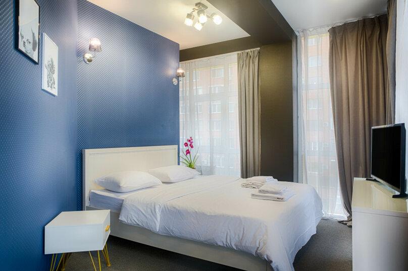 Улучшенный двухместный номер с 1 кроватью, улица Скляренко, 48А, Самара - Фотография 3