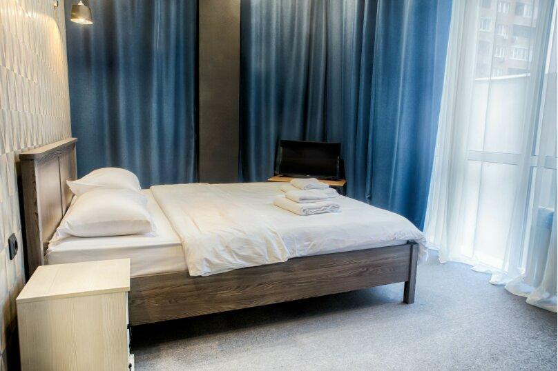Улучшенный двухместный номер с 1 кроватью, улица Скляренко, 48А, Самара - Фотография 4