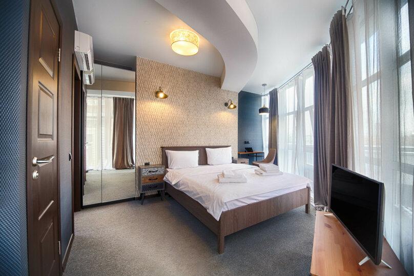 Улучшенный двухместный номер с 1 кроватью, улица Скляренко, 48А, Самара - Фотография 5