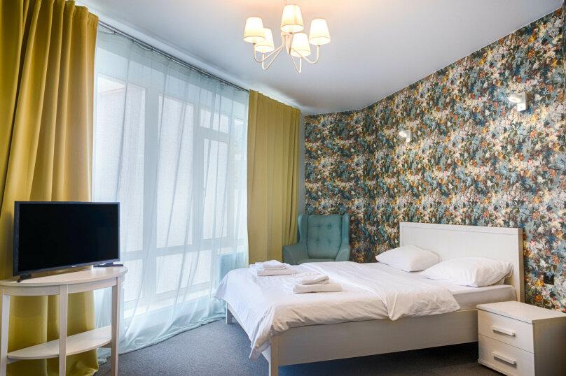 Улучшенный двухместный номер с 1 кроватью, улица Скляренко, 48А, Самара - Фотография 6
