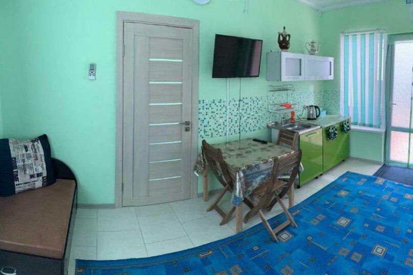 Улучшенный семейный номер - Первый этаж, Курортная улица, 63Б, Голубицкая - Фотография 5