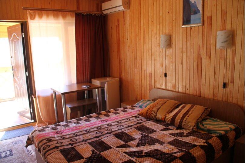 Стандарт второй этаж двуспальная кровать, Полярная улица, 5А, село Подгорное - Фотография 1