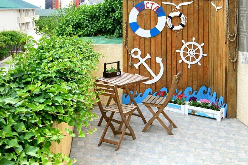 """Гостевой дом """"Костас"""" с собственным пляжем, Благовещенский переулок, 16 на 20 комнат - Фотография 11"""