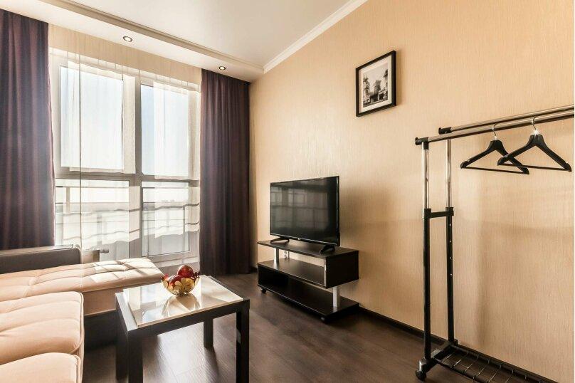 1-комн. квартира, 42 кв.м. на 4 человека, Красная улица, 176, Краснодар - Фотография 4