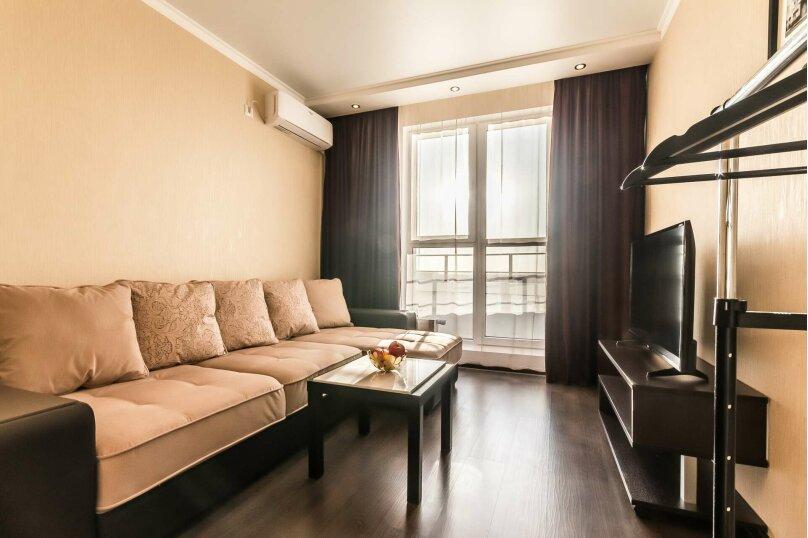 1-комн. квартира, 42 кв.м. на 4 человека, Красная улица, 176, Краснодар - Фотография 5