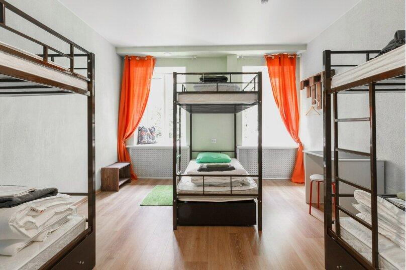 Койко-место в общем 8 местном номере , Моховая улица, 30, Санкт-Петербург - Фотография 1