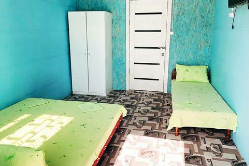 Трехместный номер с собственной ванной комнатой, Приморская улица, 12, Лермонтово - Фотография 1
