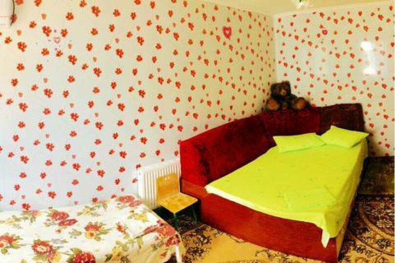 Трехместный номер с общей ванной комнатой, Приморская улица, 12, Лермонтово - Фотография 1
