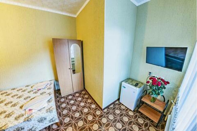 2-х местный  с удобствами однокомнатный с кондиционером, Свирская улица, 21А, Лазаревское - Фотография 3