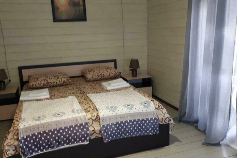 Дом под ключ, 100 кв.м. на 4 человека, 1 спальня, Фабричная, 43А, Пицунда - Фотография 5