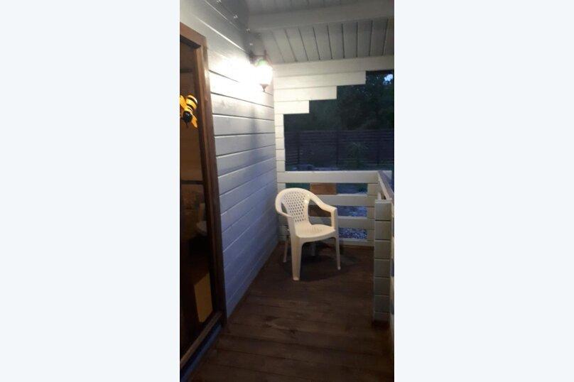 Дом под ключ, 100 кв.м. на 4 человека, 1 спальня, Фабричная, 43А, Пицунда - Фотография 14