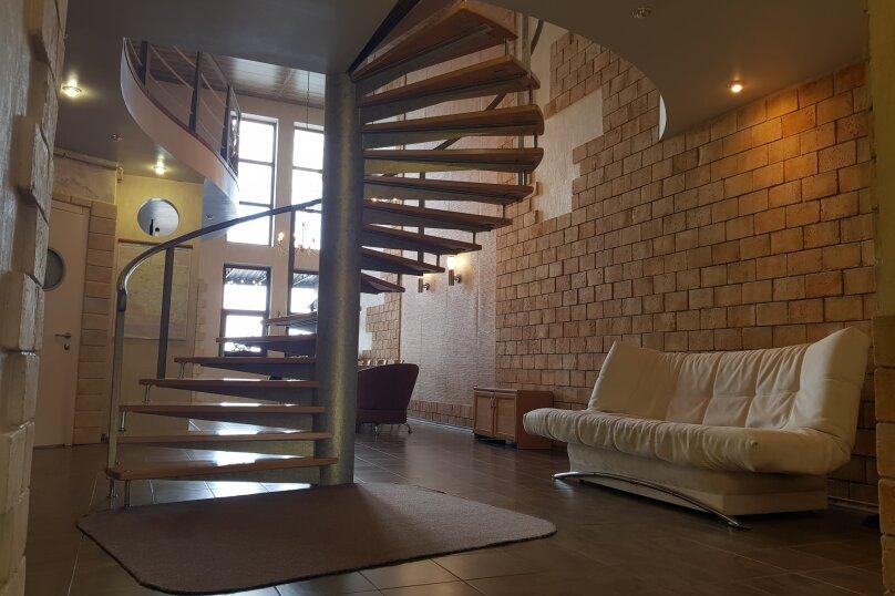 Дом, 200 кв.м. на 10 человек, 2 спальни, улица Адмирала Крюйса, 30, Таганрог - Фотография 6