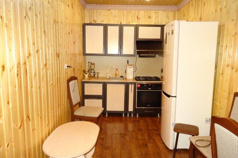 Дом, 66 кв.м. на 8 человек, 3 спальни, Октябрьская улица, 221/а, Цандрыпш - Фотография 9