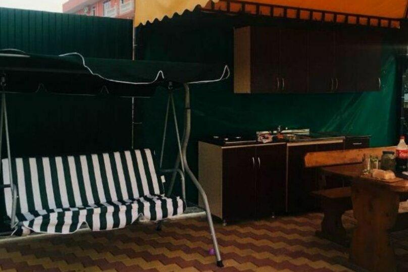 Дом, 66 кв.м. на 8 человек, 3 спальни, Октябрьская улица, 221/а, Цандрыпш - Фотография 11