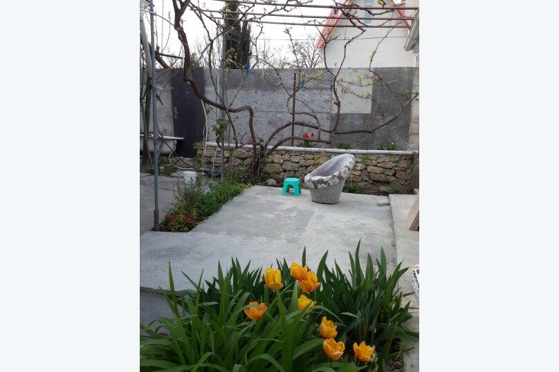 Отдельный однокомнатный домик, 35 кв.м. на 4 человека, 1 спальня, Наваринская улица, 10, Севастополь - Фотография 10