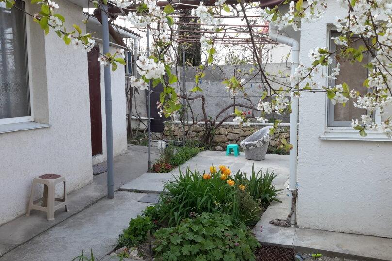 Отдельный однокомнатный домик, 35 кв.м. на 4 человека, 1 спальня, Наваринская улица, 10, Севастополь - Фотография 11