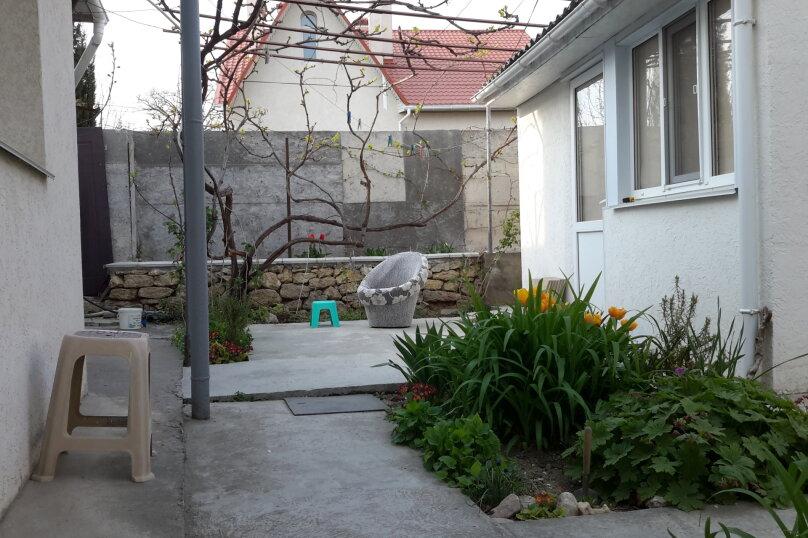 Отдельный однокомнатный домик, 35 кв.м. на 4 человека, 1 спальня, Наваринская улица, 10, Севастополь - Фотография 12