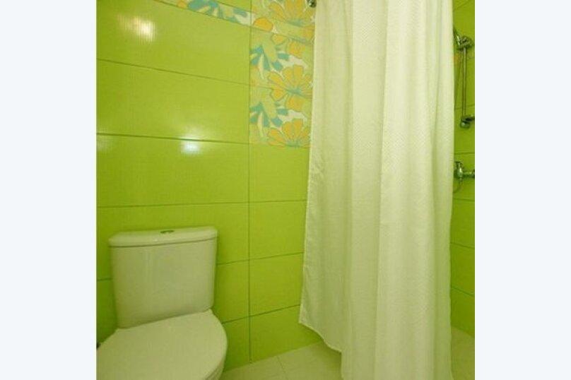 Стандартный двухместный номер с  1 двухспальной кроватью или 2 раздельными кроватями, улица Одоевского, 91А, Лазаревское - Фотография 7
