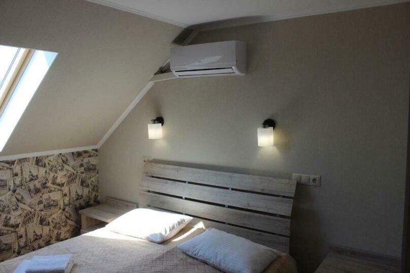Бюджетный двухместный номер с 1 большой кроватью или 2 раздельными кроватями, без балкона, улица Одоевского, 91А, Лазаревское - Фотография 10