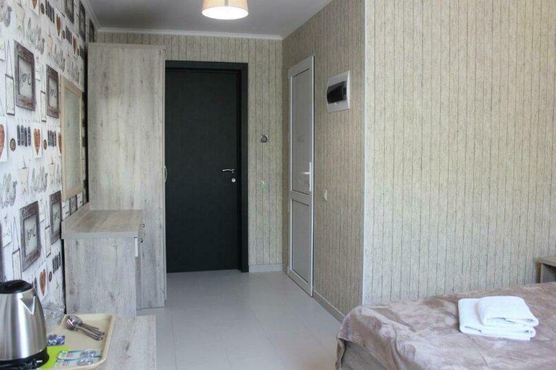 Бюджетный двухместный номер с 1 большой кроватью или 2 раздельными кроватями, без балкона, улица Одоевского, 91А, Лазаревское - Фотография 13