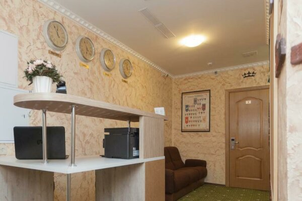 Отель «Винтерфелл на Смоленской»