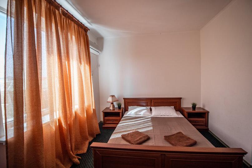 Двухместный номер с двуспальной кроватью с кондиционером, 4-я Морская улица, 4к16, Саки - Фотография 1
