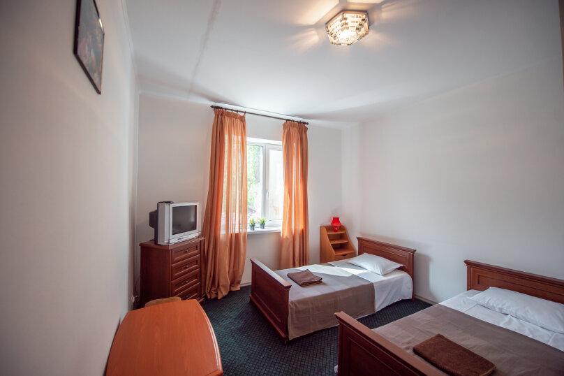Двухместный номер с раздельными кроватями. с кондиционером, 4-я Морская улица, 4к16, Саки - Фотография 1