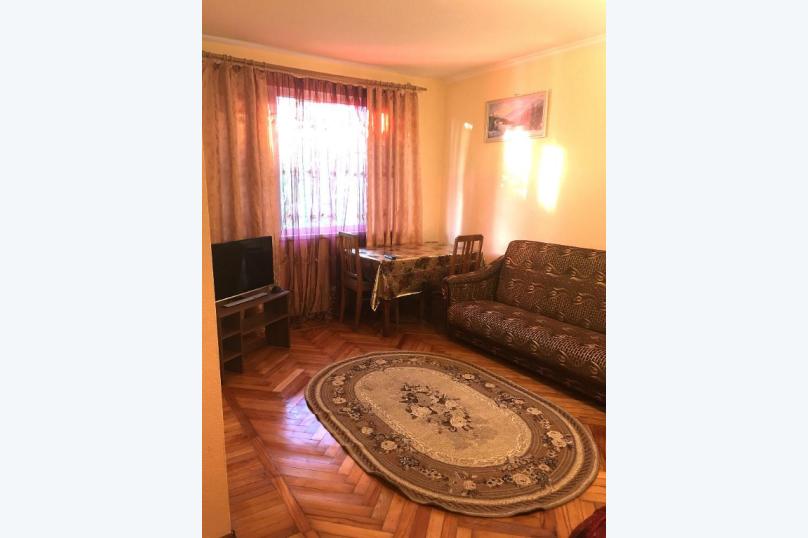 1-комн. квартира, 36 кв.м. на 4 человека, улица Абазгаа, 47/2, Гагра - Фотография 2