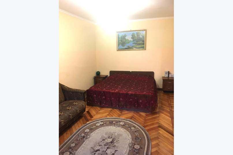 1-комн. квартира, 36 кв.м. на 4 человека, улица Абазгаа, 47/2, Гагра - Фотография 7