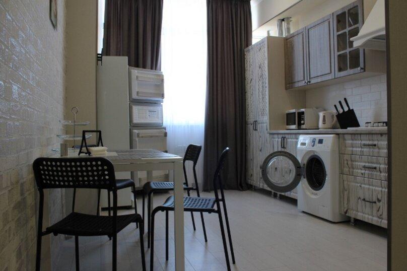 1-комн. квартира, 42 кв.м. на 5 человек, улица Пушкина, 12к3, Ессентуки - Фотография 2