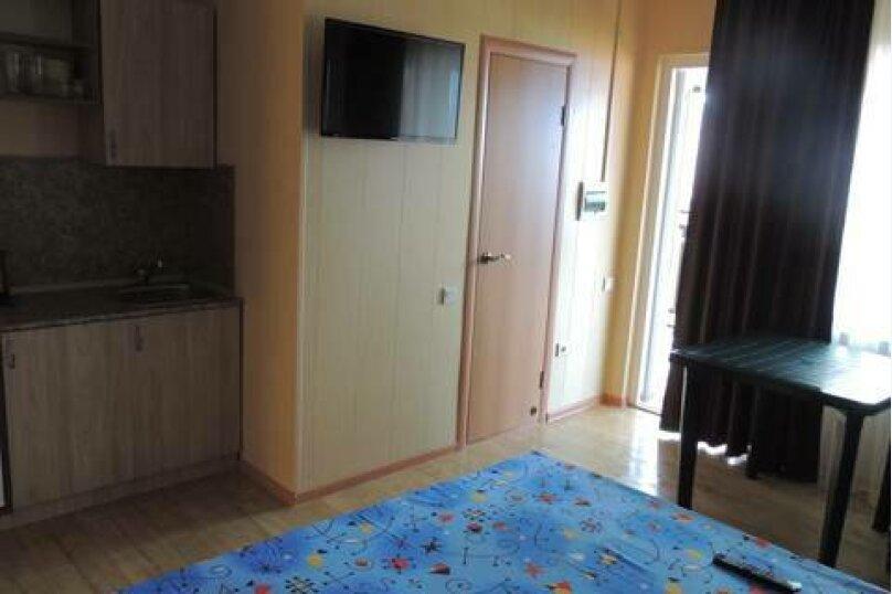 Двухкомнатный 4-местный номер с кухней, Взлётная улица, 5, ПК Кавказ, Голубицкая - Фотография 5