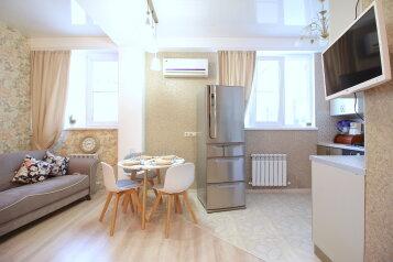 1-комн. квартира, 34 кв.м. на 4 человека, улица Метелёва, 1, Сочи - Фотография 1