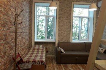 1-комн. квартира, 23 кв.м. на 5 человек, улица Пушкина, 16, Евпатория - Фотография 1
