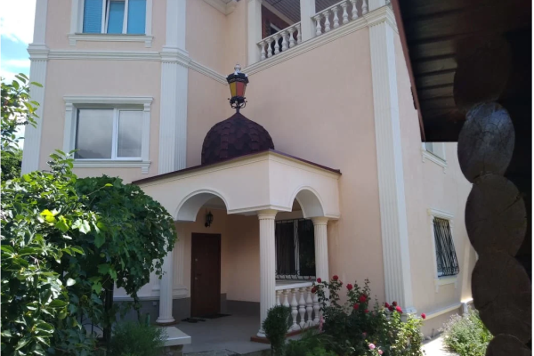 Дом с видом на море, Ялту и горы, 360 кв.м. на 10 человек, 3 спальни