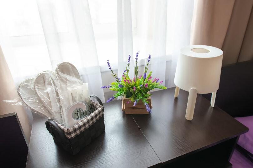 Трехместный номер с 3 односпальными кроватями, Алеутская улица, 17, Владивосток - Фотография 3