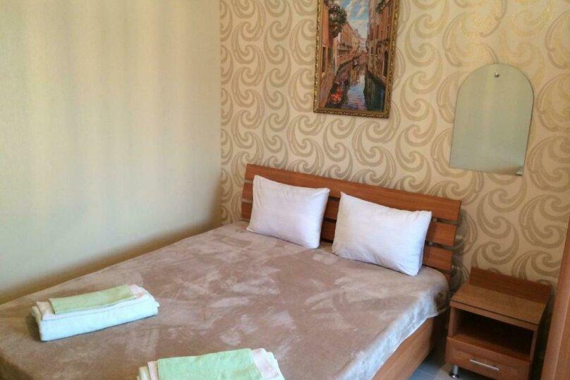 Бюджетный двухместный номер с 1 кроватью или 2 раздельными, Аэродромная улица, 3А, Лазаревское - Фотография 1