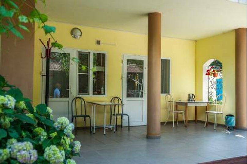 Трехместный «Люкс» с миникухней, Приморский переулок, 2, село Пляхо , Новомихайловский - Фотография 1