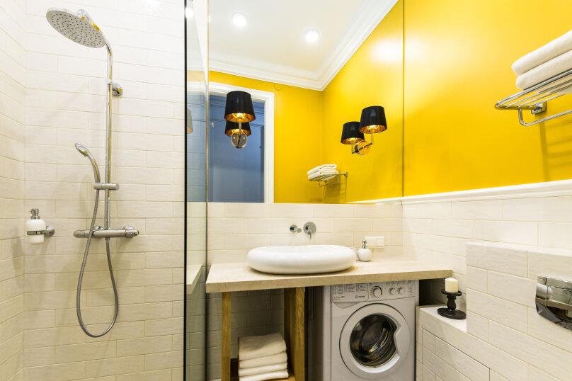 3-комн. квартира, 66 кв.м. на 6 человек, улица Рубинштейна, 26, Санкт-Петербург - Фотография 7