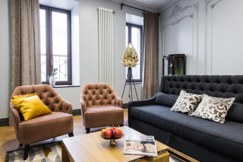 3-комн. квартира, 66 кв.м. на 6 человек, улица Рубинштейна, 26, Санкт-Петербург - Фотография 8