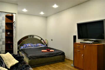 1-комн. квартира, 40 кв.м. на 4 человека, улица Старостина, 17, Мурманск - Фотография 1