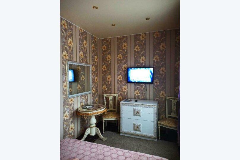 Двухместный номер с большой двуспальной кроватью, посёлок Песочный, Пограничная улица, 97, Санкт-Петербург - Фотография 6