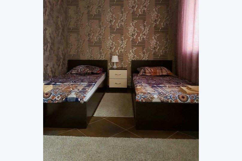 Двухместный номер с двумя кроватями, посёлок Песочный, Пограничная улица, 97, Санкт-Петербург - Фотография 1
