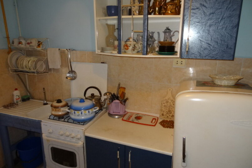 Комната 4-х местная в двухкомнатном номере, микрорайон Солнечный, Ялтинская улица, 18, Геленджик - Фотография 4