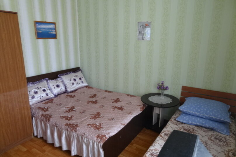 Комната 4-х местная в двухкомнатном номере, микрорайон Солнечный, Ялтинская улица, 18, Геленджик - Фотография 9