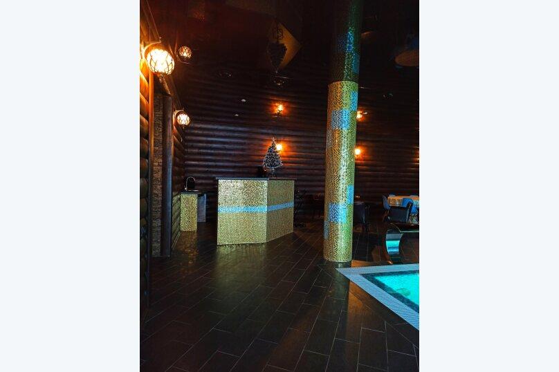 """Загородный гостевой дом """"House in Dibun"""", посёлок Песочный, Пограничная улица на 8 комнат - Фотография 13"""