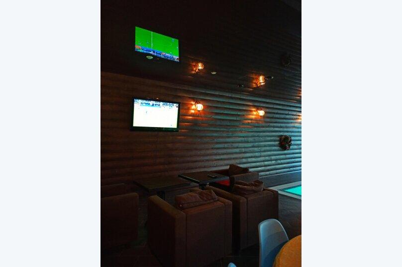"""Загородный гостевой дом """"House in Dibun"""", посёлок Песочный, Пограничная улица на 8 комнат - Фотография 16"""