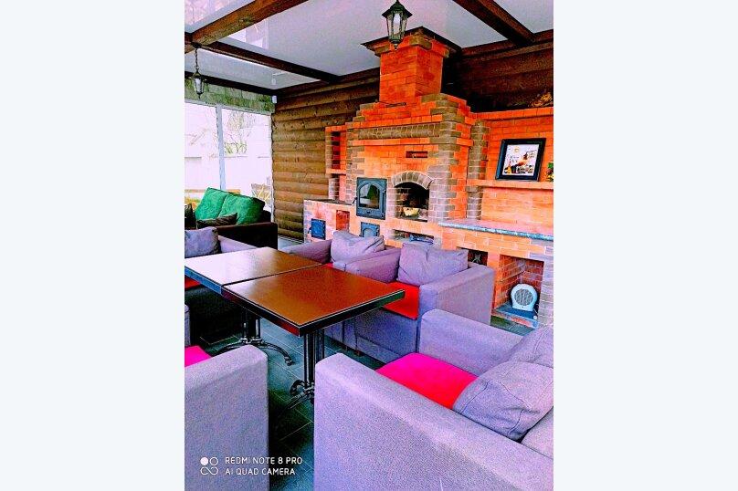 """Загородный гостевой дом """"House in Dibun"""", посёлок Песочный, Пограничная улица на 8 комнат - Фотография 28"""