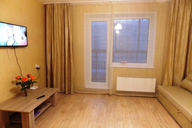 1-комн. квартира, 39 кв.м. на 4 человека, Новороссийская улица, 103, Челябинск - Фотография 7